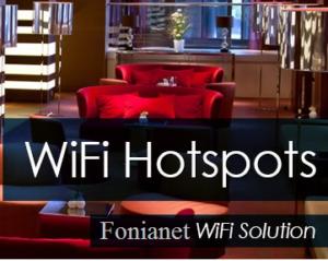 Wi-Fi Hotspot Hotel: Soluzioni
